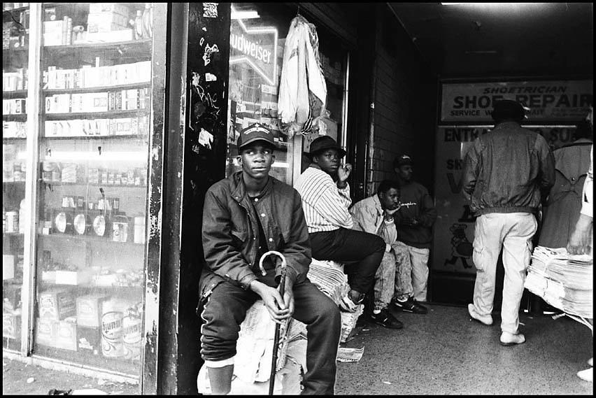42nd homeless