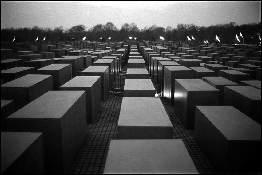 Berlin, Holocaust-Mahnmal