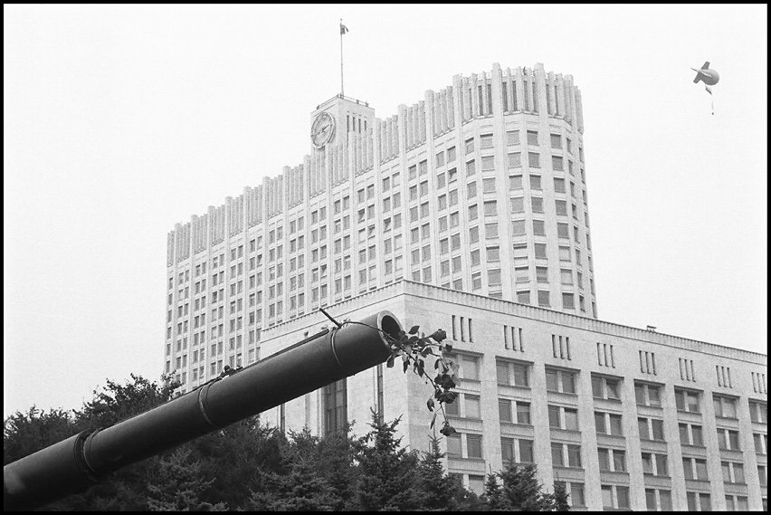 Moskau, Weißes Haus