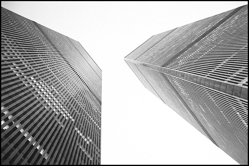 New York, World Trade Center