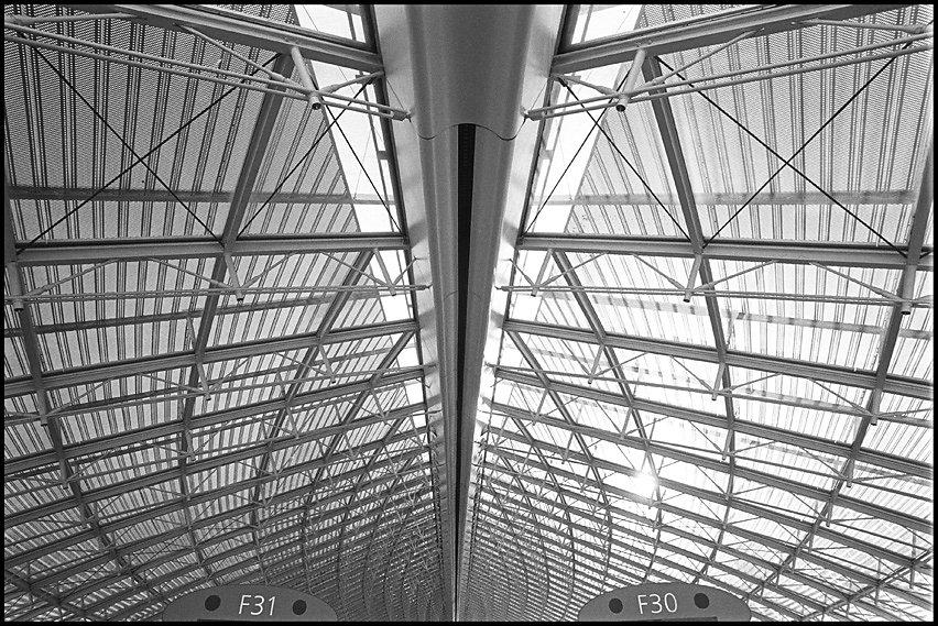 Paris, Flughafen Charles de Gaulle