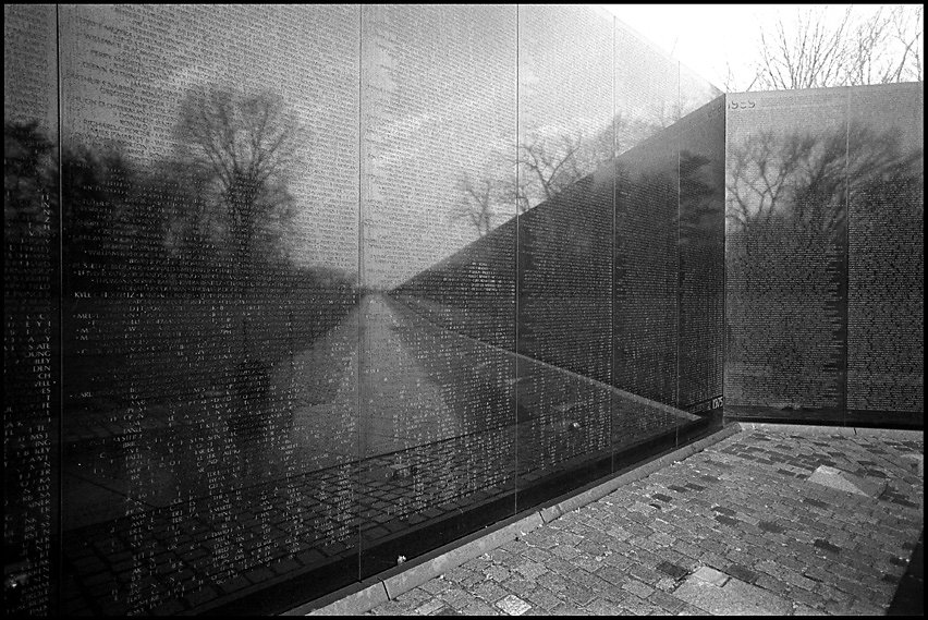 Washington, Vietnam Memorial